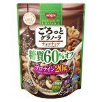 日清シスコ ごろっとグラノーラ 糖質60%オフ チョコナッツ 350g